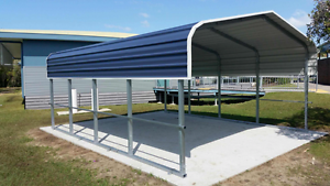 4x6 Colorbond Shade Shed in Rockhampton (UNIT ONLY) Rockhampton Rockhampton City Preview