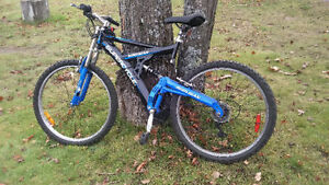 Cool on and off road mountain bike for Sale!!
