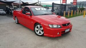 2003 Holden Commodore VY SS 4 Speed Automatic Utility Cairnlea Brimbank Area Preview