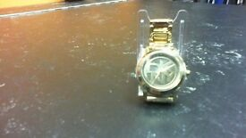 DNKY GOLD LADIES WATCH