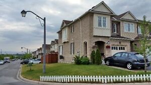 ** NEW 3 BED HOUSE FOR LEASE IN AJAX WITH FINISHED BASEMENT **