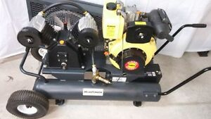 Portable Diesel Air Compressor