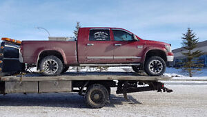 Flat Rate Towing - Calgary Wide - No Hidden Fees