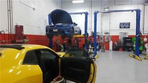 Auto Mechanic Shop with Property for Sale in Brampton