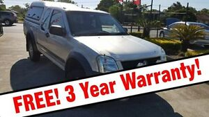 2005 Holden Rodeo RA MY05 LX Space Cab Silver 5 Speed Manual Utility Acacia Ridge Brisbane South West Preview