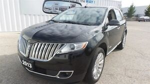 2013 Lincoln MKX Limited Edition, Local Trade, Sight & Sound Pkg