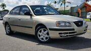 2004 Hyundai Elantra XD MY04 Bronze 4 Speed Automatic Sedan Bungalow Cairns City Preview