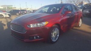 2015 Ford Fusion AWD SE Navigation (GPS),  Leather,  Heated Seat