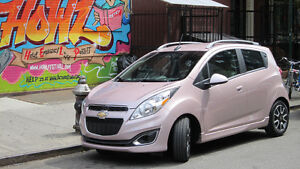 2013 Chevrolet Spark 2LT (Safetied and E-tested)
