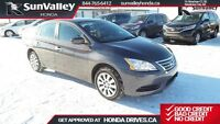 2015 Nissan Sentra S $113 bi-weekly with $0 down