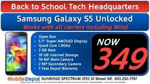 BACK TO SCHOOL - Samsung Galaxy S5 Unlocked