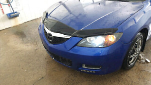 2007 Mazda 3 GS no rust