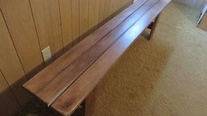 hardwood hand-craft BencH