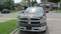 2013 Dodge Power Ram 1500, safety and e-tested, low km
