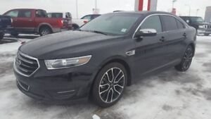 2017 Ford Taurus AWD LIMITED $27995 Navigation (GPS),  Leather,