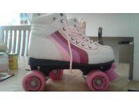 Ladies Roller Boots