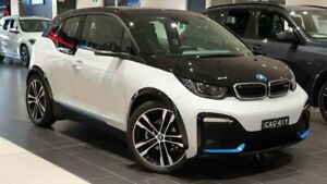 2019 BMW i3 White Automatic Hatchback Sylvania Sutherland Area Preview
