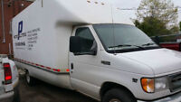 2000 Ford E350 CubeVan - GREAT condition