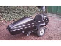 Velorex Sidecar for Motorcycle for Sale VGC
