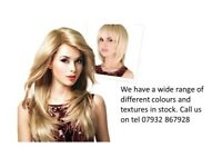 Clip-In Hair /Tape Hair /Micro Ring Extension /Nano Rings Extension/Weaves /Brazilian Knots/La-Weave