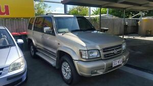 2003 Holden Jackaroo U8 Nullarbor Gold 4 Speed Automatic Wagon Coopers Plains Brisbane South West Preview