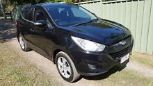 2010 Hyundai ix35 LM Active (FWD) 5 Speed Manual Wagon Gaven Gold Coast City Preview