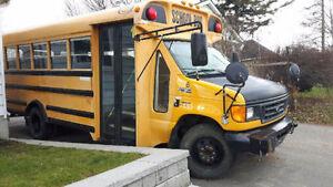 FOR SALE: School bus
