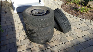 205/55R16 Continental - Winter Tires