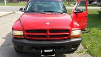 2001 Dodge Dakota sport quad cab Pickup Truck