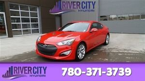 2016 Hyundai Genesis Coupe 3.8 Navigation (GPS),  Leather,  Heat