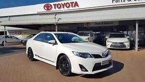 2014 Toyota Camry ASV50R RZ S.e. Diamond White 6 Speed Automatic Sedan Dubbo Dubbo Area Preview