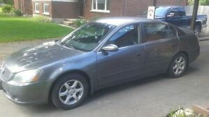 New Price 2005 Nissan Altima 2.5 S Sedan