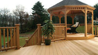 DECKS - DURABLE WITH OUR COMPOSITE GeoDECK