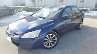 2004 Honda Accord mint condition Sedan