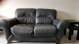 Two identical two seater sofas REDUCED