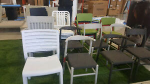 Icon - S Stacking Chair - Indoor or Outdoor