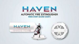 Save $50 off the purchase of the HAVEN Fire Suppression Unit! Moose Jaw Regina Area image 1
