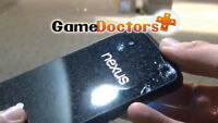 LG Nexus 4  5  7  G G2 G3 cracked screen LCD repair FAST + 24/7*