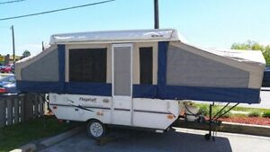 2007 Flagstaff 10FT POP UP TENT TRAILER, VERY CLEAN!!!