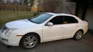 2007 Ford Fusion SEL Sedan **3500** Serious Buyers