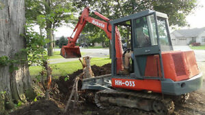 Kubota Excavator for Sale London Ontario image 2