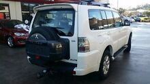 2012 Mitsubishi Pajero NW MY13 GLX-R White 5 Speed Sports Automatic Wagon Buderim Maroochydore Area Preview