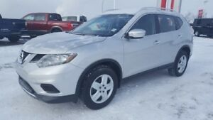 2015 Nissan Rogue AWD S $20995 Heated Seats,  Back-up Cam,  Blue