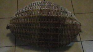 Antique Folk Art Basket Kitchener / Waterloo Kitchener Area image 7