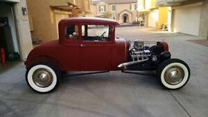 Looking for 2 door model A body, Coupe or Sedan
