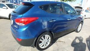 2010 Hyundai ix35 LM MY11 Highlander AWD Blue Ocean 6 Speed Sports Automatic Wagon Townsville Townsville City Preview
