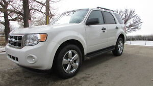 2012 Ford Escape XLT 4WD SUV, Crossover