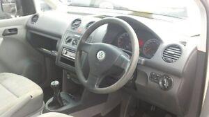 2007 Volkswagen Caddy 2KN SWB White 5 Speed Manual Van Victoria Park Victoria Park Area Preview
