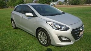 2016 Hyundai i30 GD4 Series II MY17 Active Silver 6 Speed Sports Automatic Hatchback Winnellie Darwin City Preview