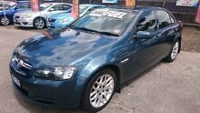 2008 Holden Commodore VE MY09 Omega 60th Anniversary Blue 4 Speed Automatic Sedan Maidstone Maribyrnong Area Preview